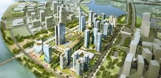 トゥーティエム新都市複合商業施設「エコ・スマートシティ」