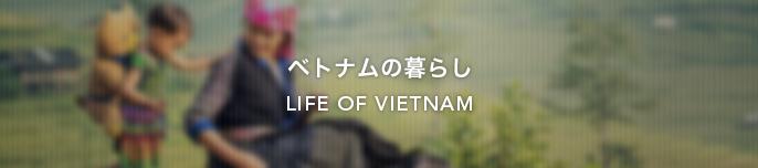 ベトナムの暮らし
